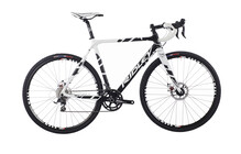 Ridley X-Fire 20 Disc black/white